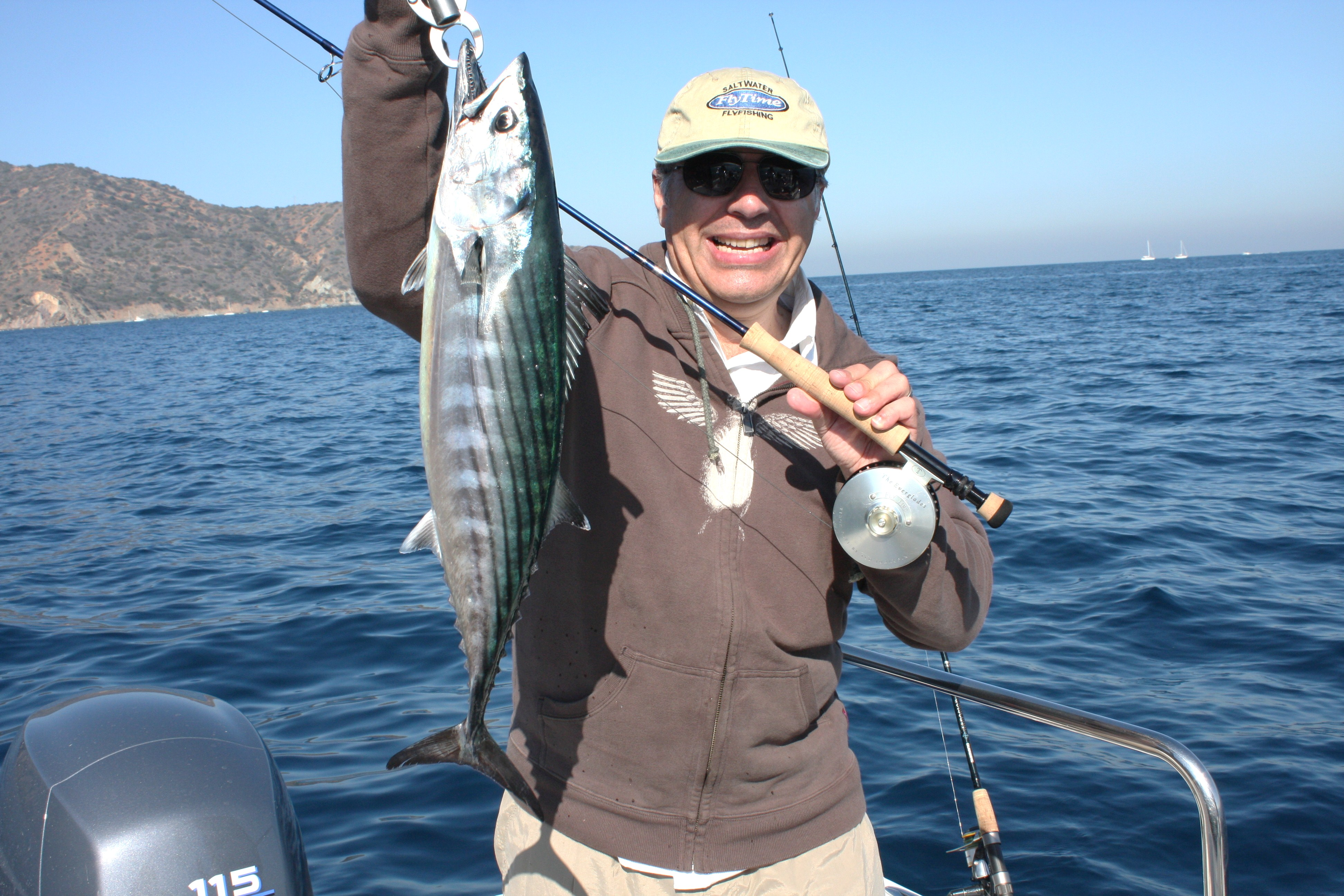Flytime flyfishing photo gallery for Catalina island fishing report