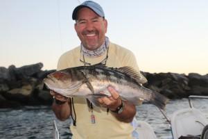 Bill & Leo & Lori - fishing 020